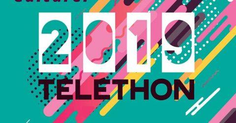 Affiche Téléthon Loctudy 2019