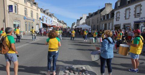 Batucada Rue du Port